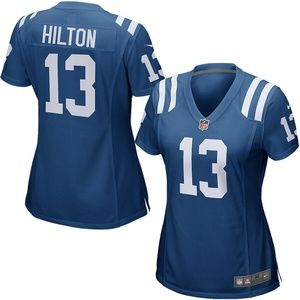 Women's Indianapolis Colts T.Y. Hilton Jersey